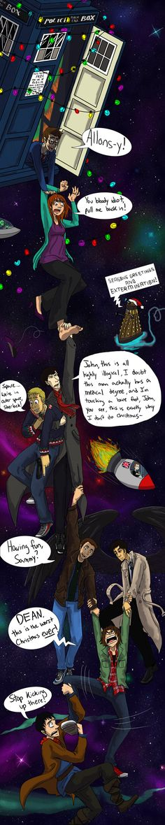 Sherlock, John, and Merlin!!!