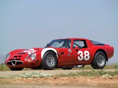 Omnibus of Speed: itsbrucemclaren: Alfa Romeo Giulia TZ2 (105)...