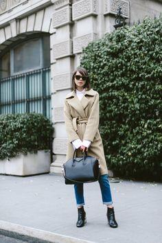 Meet New York Based Fashion Blogger Marina Ingvarsson