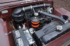 1953 Willys CJ3A Jeep - ready to drive