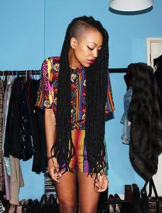 Loving my marley braids