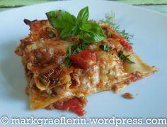 Lasagne klassisch 1