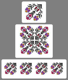 broderie ie gorj Cross Stitch, Cards, Embroidery, Punto De Cruz, Seed Stitch, Cross Stitches, Maps, Playing Cards, Crossstitch