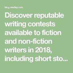 120 Best Writing contests images in 2018   Handwriting ideas, Write