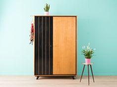 Vintage Kommoden - 1950er Kleiderschrank, Kommode, 60er, Vintage 50er - ein Designerstück von Mid-Century-Friends bei DaWanda
