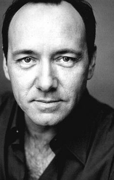 those eyes! *_*  Kevin Spacey.