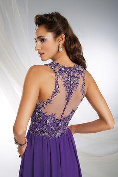 Jasmine Inspired Disney Princess Wedding Dress - 2015 Disney's Fairy Tale Weddings by Alfred Angelo