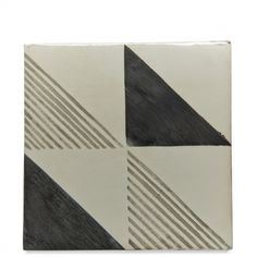 """RedBank Decorative Field Tile Isoceles 6"""" x 6"""" — Products   Waterworks"""