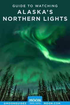 Seeing Alaska's Northern Lights - Voyage and Venture - Seeing Alaska's Northern Lights The aurora borealis are among Alaska's most awe-inducing sights. Here's everything you need to know about seeing and photographing the northern lights. Northern Lights Trips, Alaska Northern Lights, Alaska Travel, Travel Usa, Alaska Cruise, Aurora Borealis, Alaska National Parks, Kenai Fjords, Travel Memories