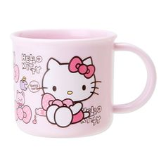 Hello Kitty Plastic Cup (ribbon) Sanrio online shop - official mail order site