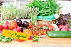 Dreierlei Rezepte mit REWE Regional {gesponserter Beitrag} | lecker macht laune