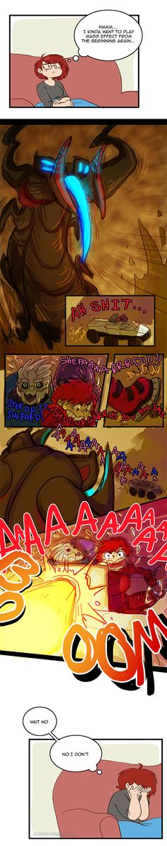 Avoid Thresher Maws at All Costs by MechaBerry on deviantART (HA!)