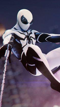 Top Spiderman Wallpapers - PS4, Homecoming, Into the Spider-Verse - Update Freak | #spiderman #wallpaper #poster #spider #marvel #superhero #comics #fanart #cosplay