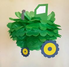 Farm Party/Construction Party/Tractor by IncAndPaperCreative