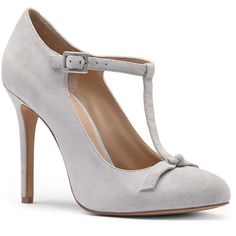 Sole Society Anouk t-strap leather pump and other apparel, accessories and trends. Browse and shop 30 related looks.