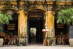 Hoi An, Vietnam...it still looks like this...