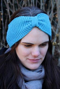 Stirnbänder - Stirnband Ohrenwärmer Haarband 100% merino türkis - ein Designerstück von lucieandcate bei DaWanda Etsy, Accessories, Fashion, Moda, Fashion Styles, Fashion Illustrations, Jewelry Accessories