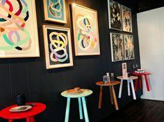 @Doug Krugman Armstrong Australia at @Matt Valk Chuah Design Files Open House in Sydney.