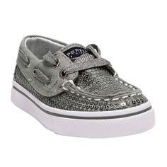Sperry Top-Sider Girls Youth Bahama Sequined Boat Shoe #VonMaur