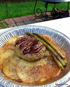 Hobo dinner - http://www.bigredkitchen.com/2013/06/hobo/