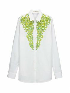 ETRO Embroidered Blouse | ETRO Women's Shirts SS 14
