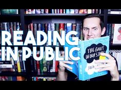 The Different Types of Readers. jessethereader - READING IN PUBLIC!