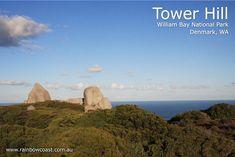 Tower Hill William Bay National Park Denmark, Western Australia