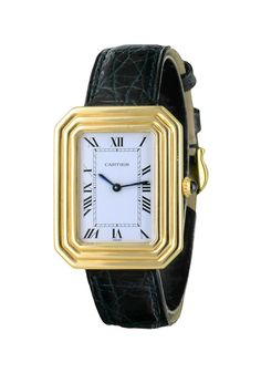 Watch CARTIER Square Grande Taille Perfect condition
