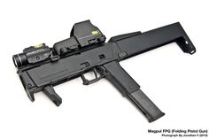 FUTURE WEAPONS FROM THE WORLD: MAGPUL FMG