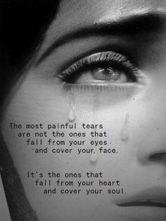 People are mean they have no respect of others and likes to start drama I've stayed strong to long and my tears just had to fall again because I'm that kind of person that can't hide the pain for long I'm nice to everyone but when I'm feeling broken I don't talk to anyone. I just sit there and stare and feel tears running from my eyes to my cheeks sometimes I just wish I had someone that actually cares and that will stick up for me when I'm feeling down