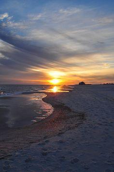 Johnson Beach Perdido Key Florida. The place Chris proposed to me! :)
