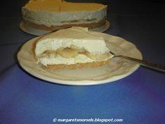 Margaret's Morsels: Beat the Heat Dessert Just Pies, Mother Recipe, Beat The Heat, Banana Cream, Banana Pudding, Recipe Today, Sweet Treats, Good Food, Favorite Recipes