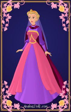 Queen Leah, Princess Aurora's Mother
