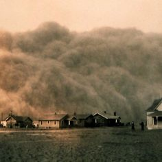 The were some of the driest years in American history. Eight long years of drought, preceded by inappropriate cultivation technique, a. Dust Bowl, American History, 1930s, Nature, Poster, Painting, Naturaleza, Us History, Painting Art