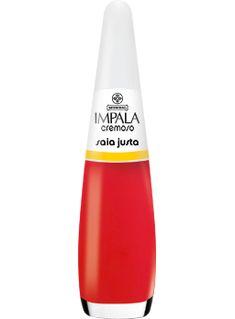 Impala Saia Justa  -  Efeito Cremoso  Creamy Effect