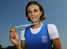 Alexandra Tsiavou Rowing