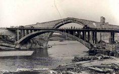 Batman -  The Malabadi Bridge (Turkish: Malabadi Köprüsü) is an arch bridge spanning the Batman River near the town of Silvan in southeastern Turkey. It was built between 1146 and 1147 during the Artuk period by Timurtas of Mardin, son of Ilgazi, grandson . Tarihi Malabadi Köprüsü, dünyada taş köprüler içerisinde kemeri en geniş olandır. Diyarbakır, Türkiye