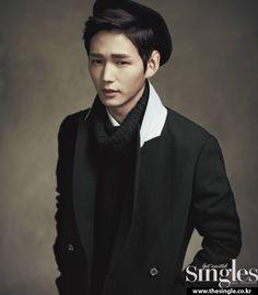 Lee Won Geun - Singles Magazine November Issue '13