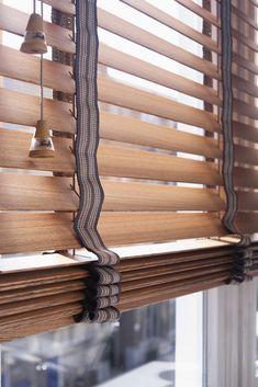 Deze houten jaloezieën van Luxaflex® zijn niet alleen prahchtig maar ook gemaakt van FSC hout! http://www.woninginrichtingdoetinchem.nl/