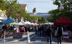 The Farmer's Market at Old Monterey Marketplace, every Tuesday 4-8p Rain or Shine.