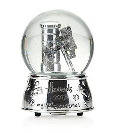 Boule à neige Sonia Rykiel … | Pinteres…