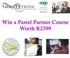 Win a Sage Pastel Partner Course