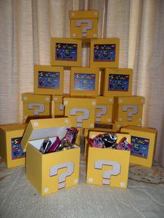 40 Ideas Birthday Ideas For Brother Super Mario Bros Super Mario Birthday, Mario Birthday Party, Super Mario Party, Birthday Box, Birthday Ideas, Mario Y Luigi, Mario Kart, Nintendo Party, Sonic Party