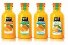 New #Coupon ~ Save $0.75/1 Minute Maid Pure Squeezed Juice