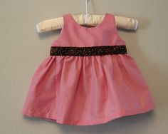 Cute Tutes by Jaci Hayden: Build a bear dress tutorial (change fabrics to do disney themed ones)