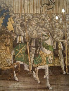 Landsknecht, Historical Architecture, Armors, 16th Century, Swords, Knights, Renaissance, Weapons, Medieval