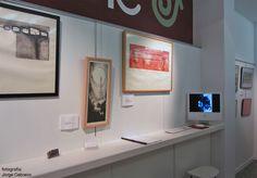 El pasado día 30 de Noviembre de 2012 se inaugura en nuestro centro Atinne (Calle Ángel Rebollo 56-58, bajo) la exposición GRABADOS a cargo de la artista visual Nuria Pena.