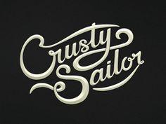Crusty Sailor by Jesse Chapo