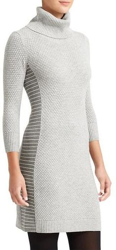 29e15a8683e Spotlight Sweater Dress - We love a wool turtleneck sweater dress