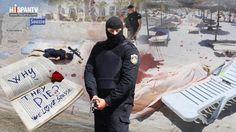 Imágenes de ataque terrorista contra el hotel Imperial Merhaba, Túnez.